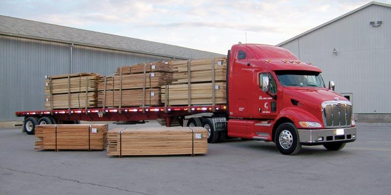 Shipping Your Hardwoods Pike Lumber